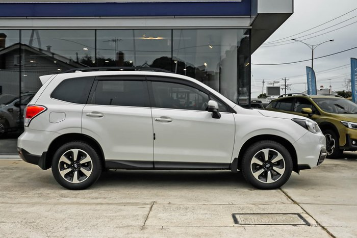 2017 Subaru Forester 2.5i-L S4 MY18 AWD Crystal White