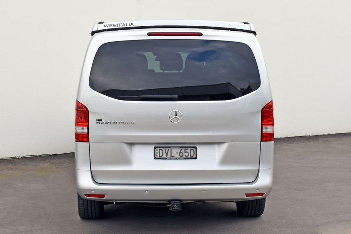 2018 Mercedes-Benz Marco Polo ACTIVITY 116BlueTEC 447 Brilliant Silver