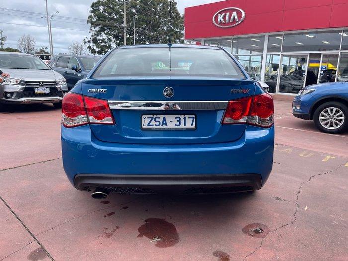 2014 Holden Cruze SRi-V JH Series II MY14 Perfect Blue