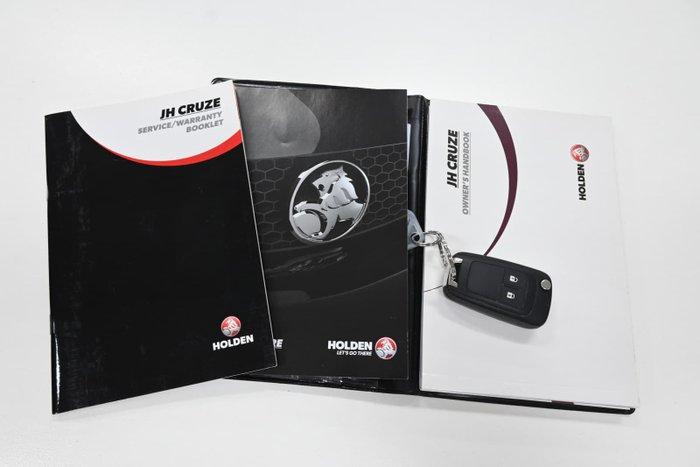 2016 Holden Cruze Equipe JH Series II MY16 Nitrate