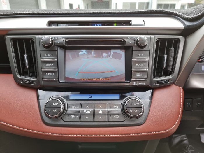 2015 Toyota RAV4 Cruiser ASA44R MY14 AWD Maroon