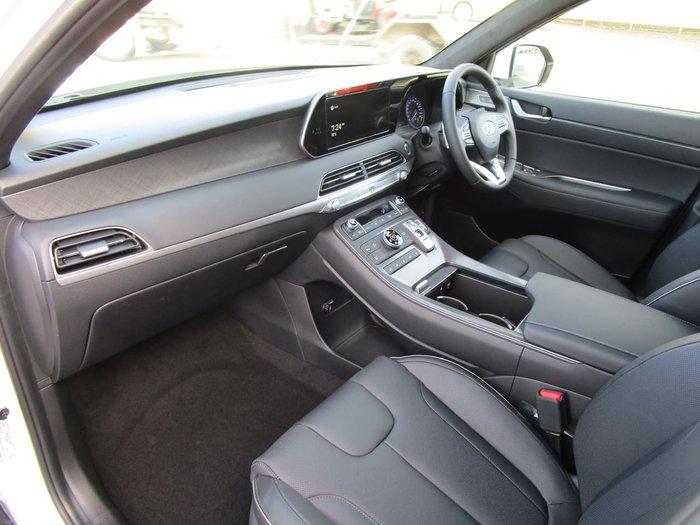 2021 Hyundai Palisade Highlander LX2.V2 MY22 AWD White