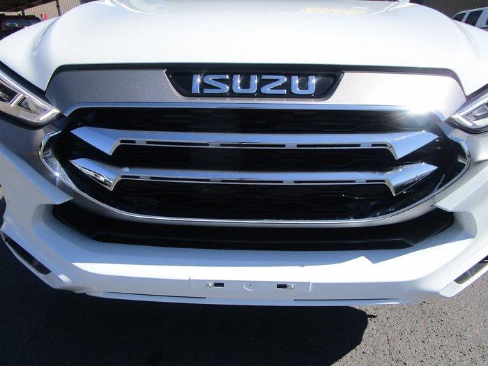2021 Isuzu MU-X LS-U MY21 White