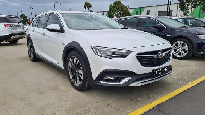 2018 Holden Calais V ZB MY19 AWD White