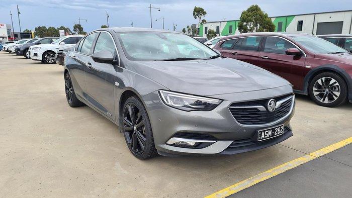 2018 Holden Calais V ZB MY19 AWD Grey