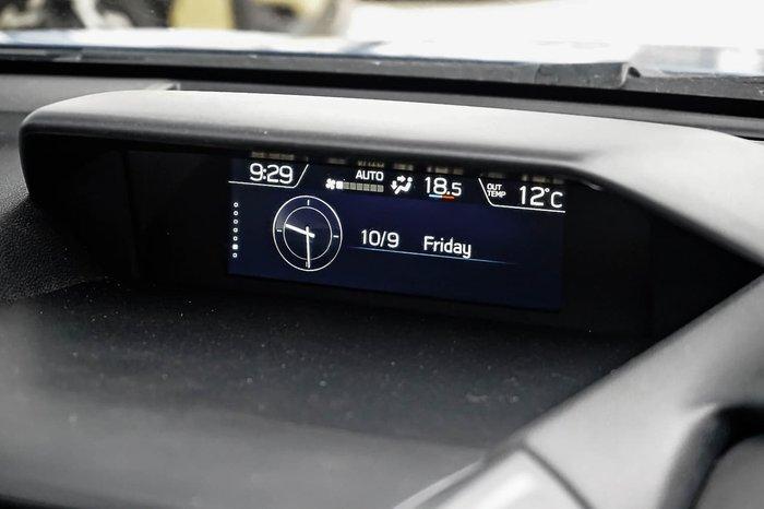 2018 Subaru XV 2.0i G5X MY18 AWD Blue