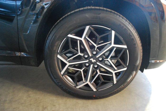 2021 Hyundai Tucson Elite N Line NX4.V1 MY22 AWD Black