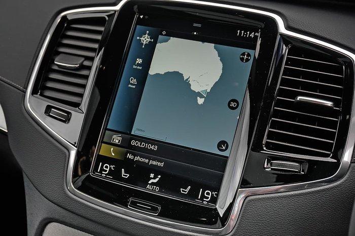 2021 Volvo XC90 B6 R-Design MY22 AWD Silver