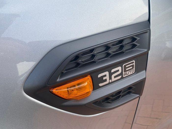 2021 Ford Ranger XLS PX MkIII MY21.75 4X4 Dual Range Aluminium