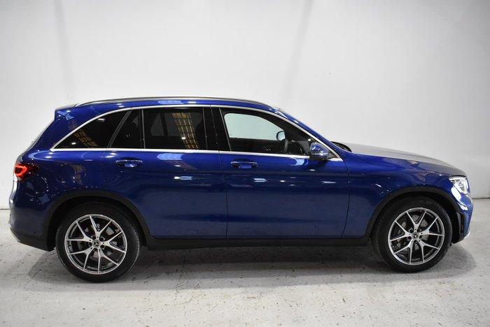 2020 Mercedes-Benz GLC-Class GLC200 X253 Blue