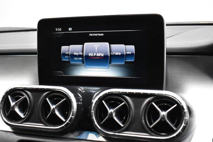2020 Mercedes-Benz X-Class X350d Power 470 4X4 Dual Range Rock Grey