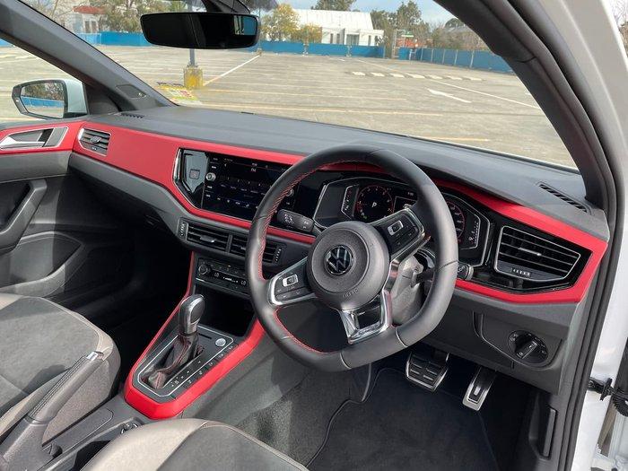 2021 Volkswagen Polo GTI AW MY21 White