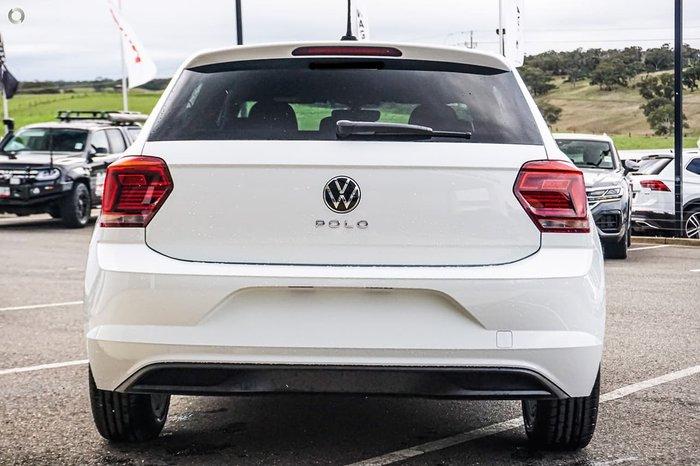 2021 Volkswagen Polo 85TSI Style AW MY21 White