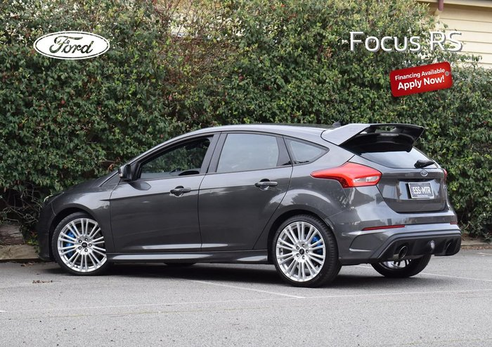 2016 Ford Focus RS LZ AWD Grey