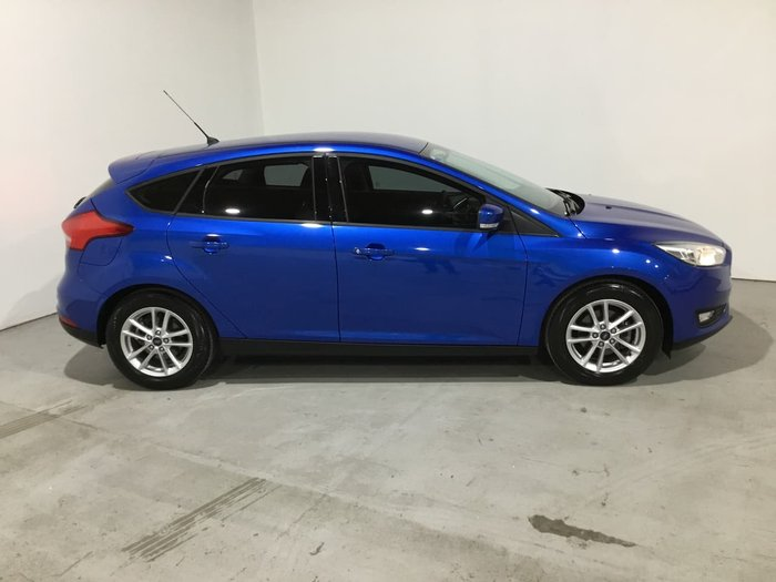 2016 Ford Focus Trend LZ Blue