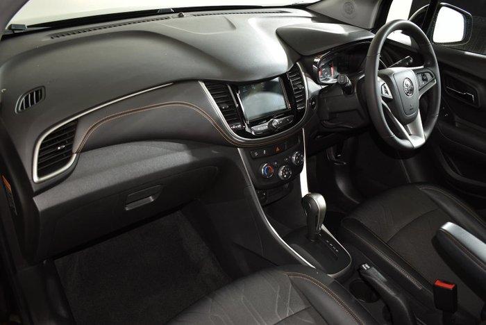 2018 Holden Trax LT TJ MY18 Mineral Black