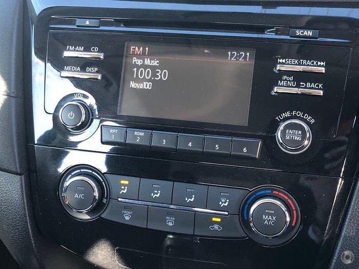 2020 Nissan X-TRAIL ST T32 MY21 Blue