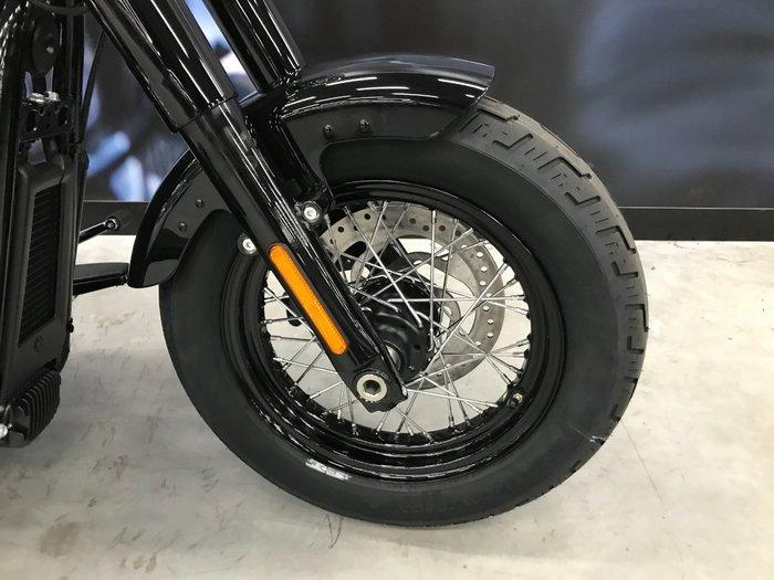 2021 Harley-davidson FLSL SOFTAIL SLIM (107) Black