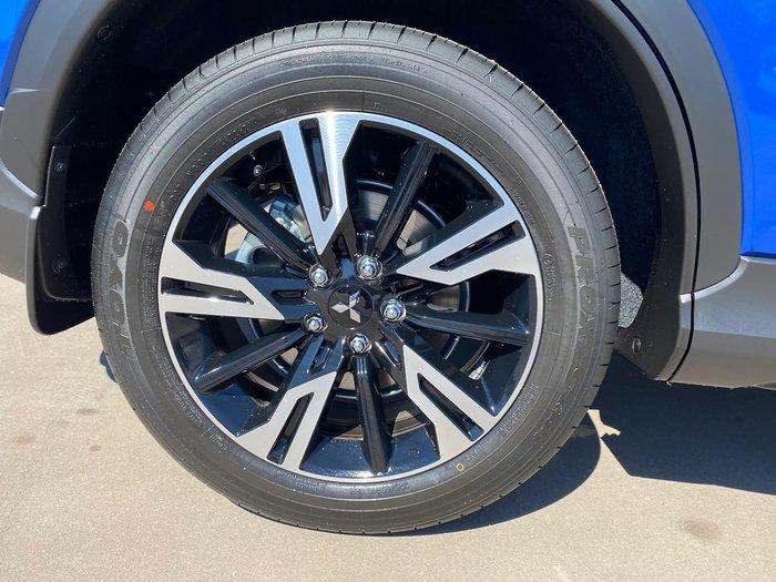 2021 Mitsubishi Eclipse Cross XLS Plus YB MY21 Blue