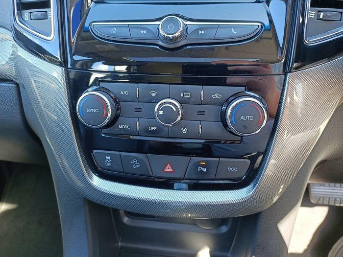 2016 Holden Captiva LTZ CG MY16 AWD Silver