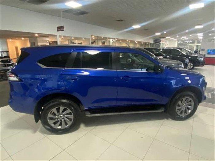 2021 Isuzu MU-X LS-U MY21 Cobalt Blue