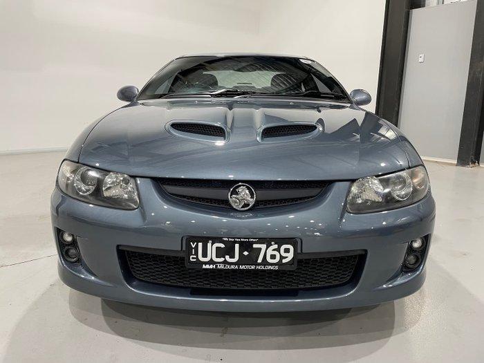 2005 Holden Monaro CV8 VZ Blue