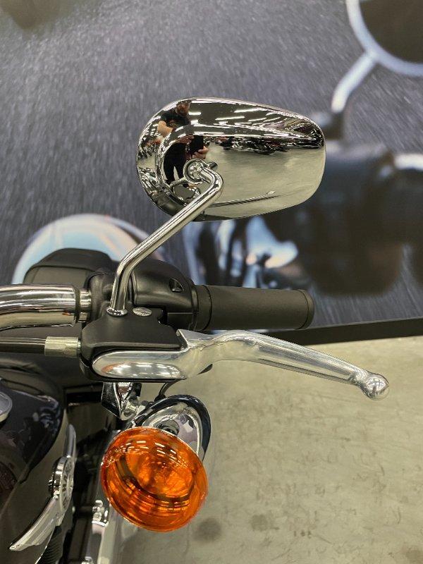2021 Harley-davidson FLFBS FAT BOY S (114) Black