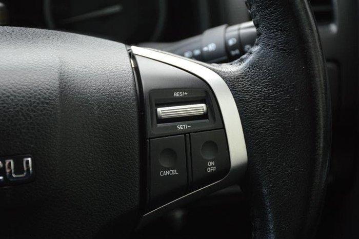2016 Isuzu D-MAX LS-Terrain MY15.5 4X4 Dual Range Splash White