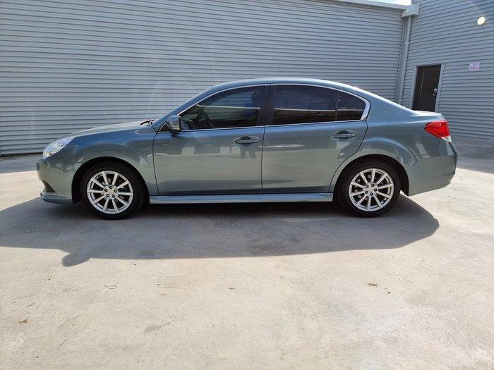 2009 Subaru Liberty 2.5i Premium 5GEN MY10 AWD Silver