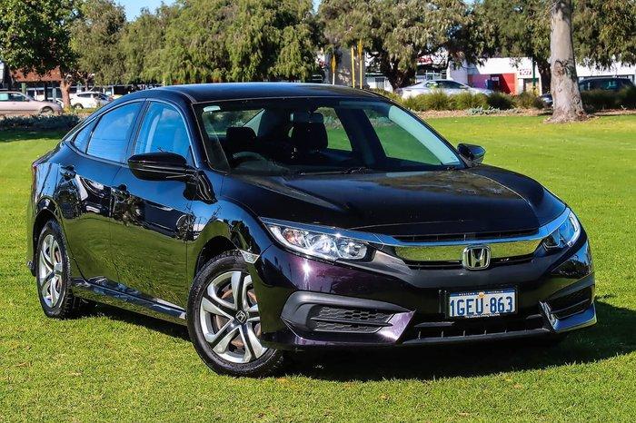 2016 Honda Civic VTi 10th Gen MY16