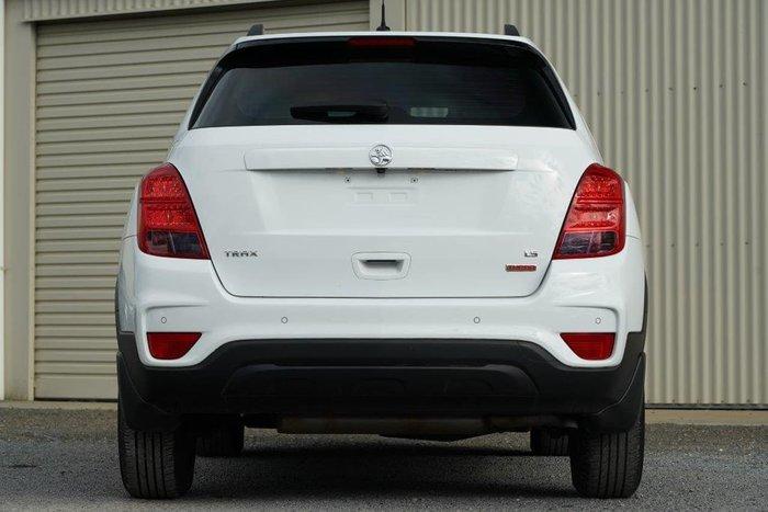 2017 Holden Trax LS TJ MY17 White