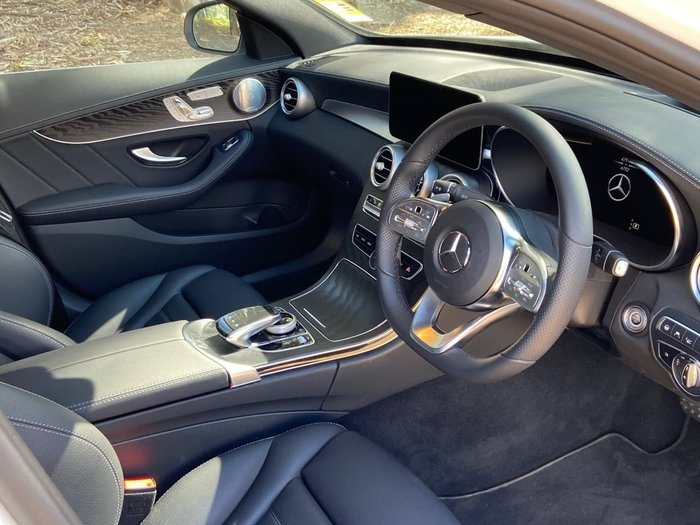 2021 Mercedes-Benz C-Class C300 W205 White