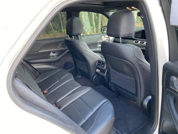 2020 Mercedes-Benz GLE-Class GLE400 d V167 Four Wheel Drive White