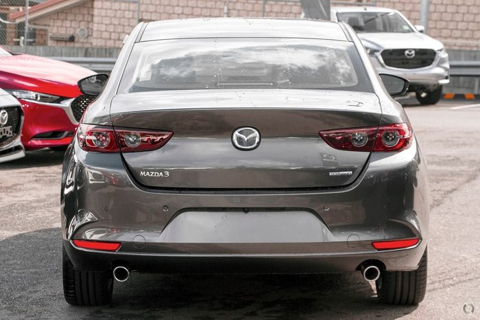 2021 Mazda 3 G20 Touring BP Series Grey