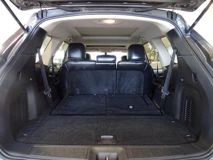 2017 Nissan Pathfinder ST-L R52 Series II MY17 Grey