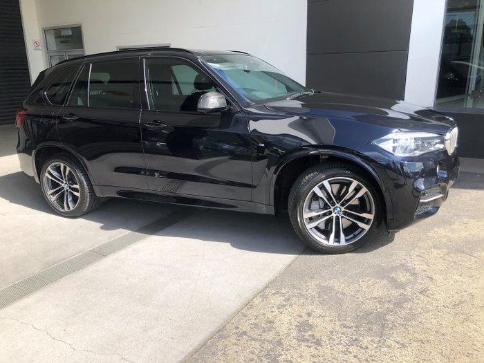 2017 BMW X5 M50d F15 4X4 Constant Carbon Black