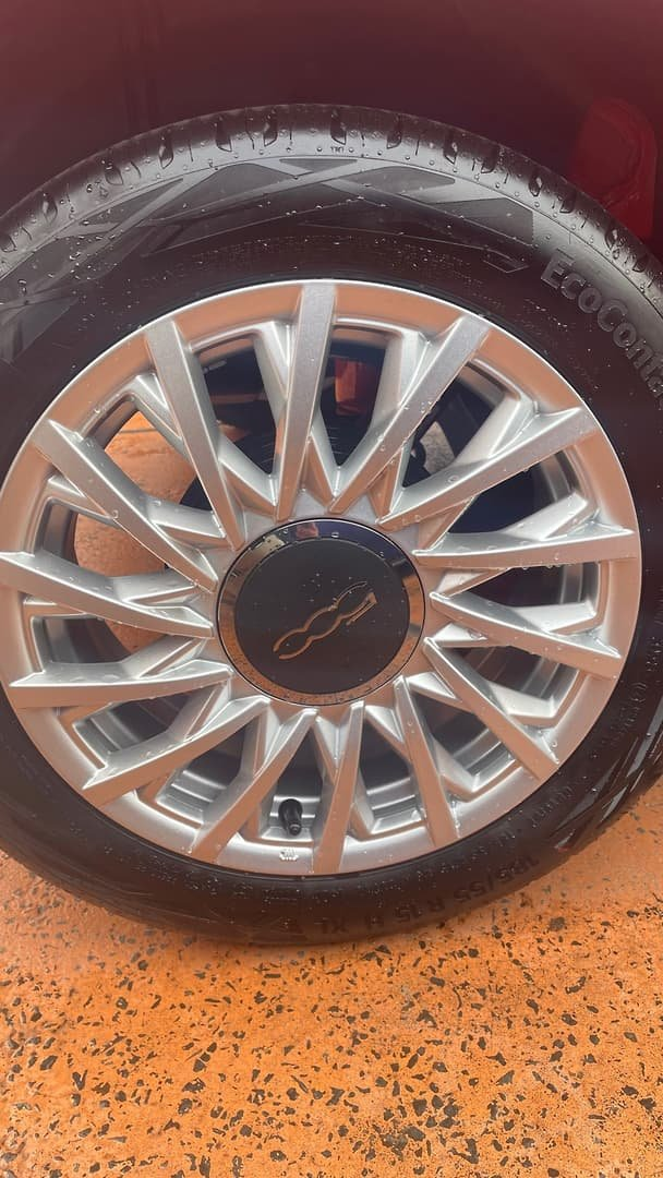 2021 Fiat 500 Lounge Series 9 Arancio Sicilia