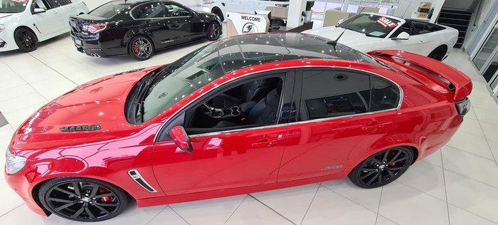 2016 Holden Commodore SS V Redline VF Series II MY16 Red