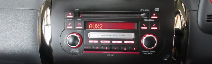 2013 Suzuki SX4 Crossover GYA MY13 White