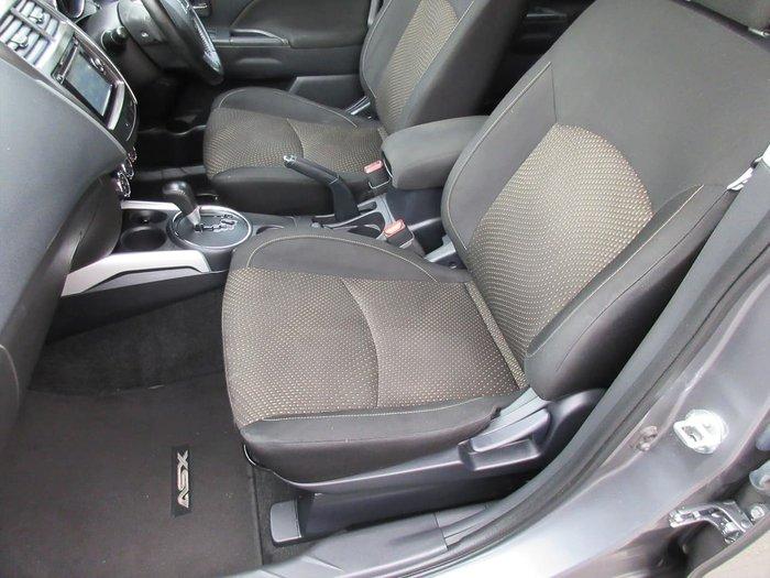 2012 Mitsubishi ASX XA MY12 Grey
