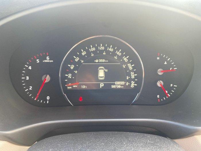 2018 Kia Sorento SLi UM MY18 AWD BLUE