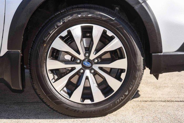 2017 Subaru Outback 2.0D Premium 5GEN MY17 AWD Ice Silver