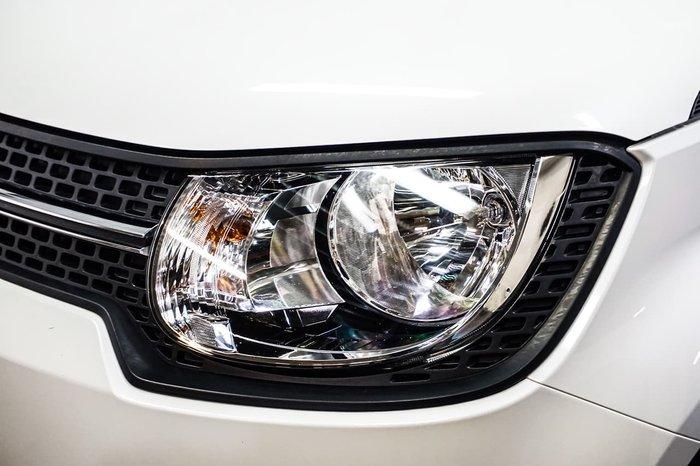 2016 Suzuki Ignis GL MF White
