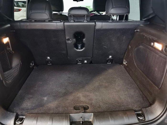 2017 Jeep Renegade Trailhawk BU MY17 AWD Black