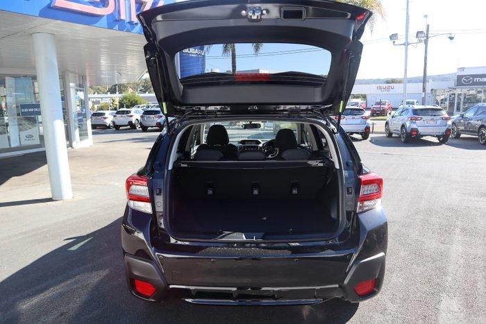 2021 Subaru XV 2.0i Premium G5X MY21 AWD Crystal Black