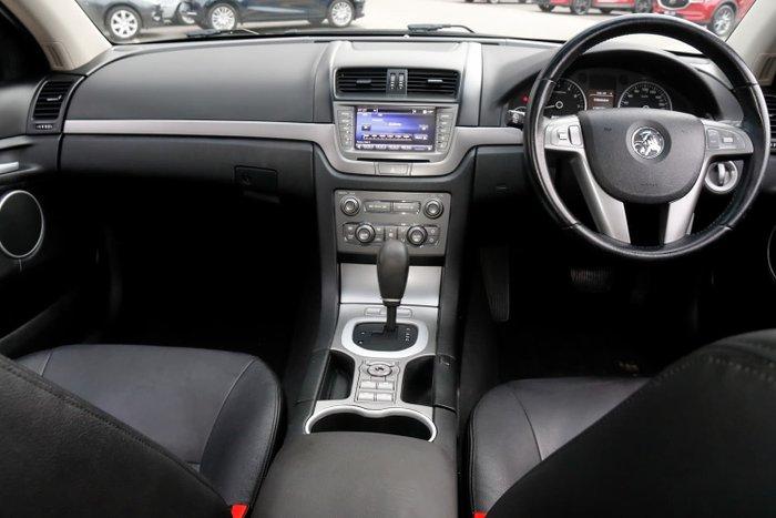 2011 Holden Berlina International VE Series II Alto Grey