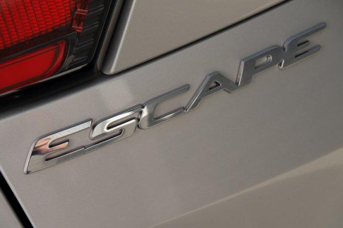 2017 Ford Escape Ambiente ZG Moondust Silver