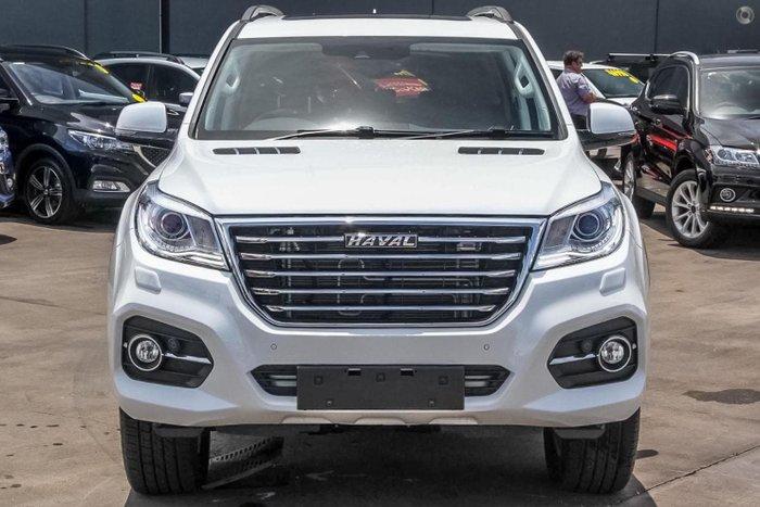 2021 Haval H9 Ultra MY19 Four Wheel Drive White Silk