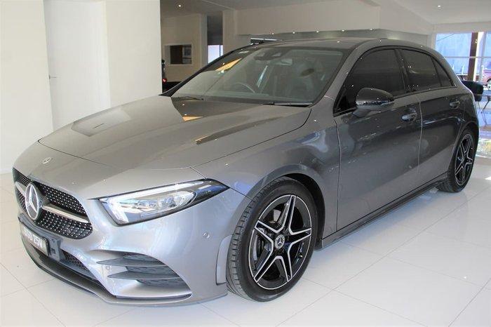 2018 Mercedes-Benz A-Class A200 W177 Grey