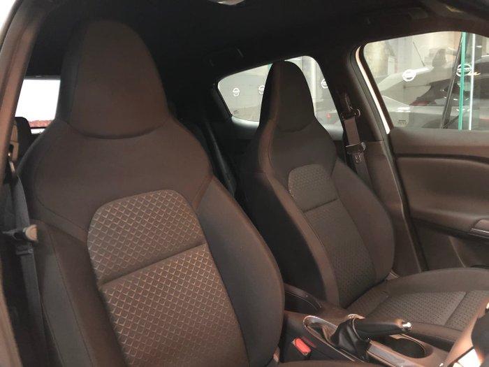 2021 Nissan JUKE ST F16 Ivory Pearl
